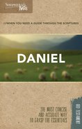 Daniel (Shepherd's Notes Bible Summary Series) Paperback