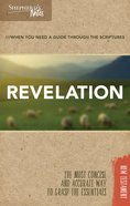 Revelation (Shepherd's Notes Bible Summary Series) Paperback