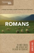 Romans (Shepherd's Notes Bible Summary Series) Paperback