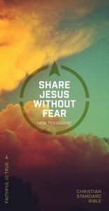 CSB Share Jesus Without Fear New Testament