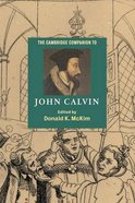 The Cambridge Companion to John Calvin Paperback