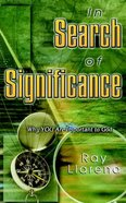 In Search of Significance Paperback