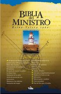 Rvr1960 Biblia Del Ministro Con Ndice (Red Letter Edition) (Minister's Bible Black Thumb Indexed) Imitation Leather