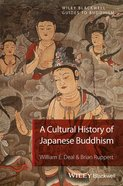 A Cultural History of Japanese Buddhism Paperback