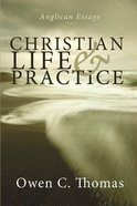 Christian Life and Practice eBook