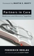 Partners in Care Paperback