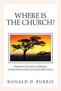 Where is the Church? Paperback