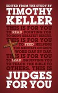 Judges For You (God's Word For You Series)