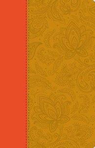 ESV Thinline Bible Paisley Tan