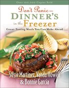 Don't Panic Dinner's in the Freezer Paperback