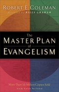 The Master Plan of Evangelism Paperback