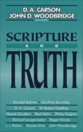 Scripture and Truth Paperback