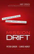 Mission Drift Hardback
