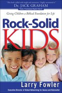Rock-Solid Kids Paperback