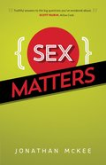 Sex Matters Paperback