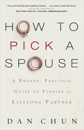 How to Pick a Spouse Paperback