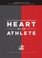 Heart of An Athlete Hardback