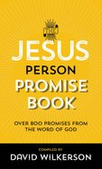 The Jesus Personal Promise Book Paperback