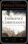 Emergence Christianity Hardback