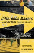 Difference Makers Paperback