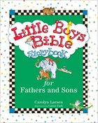 Little Boys Bible Storybook For Fathers and Sons Hardback