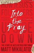 Into the Fray Paperback