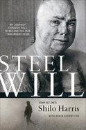 Steel Will Hardback