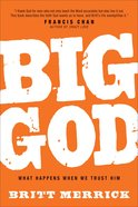 Big God Hardback
