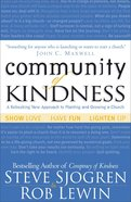 Community of Kindness Paperback