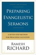 Preparing Evangelistic Sermons (& Expanded Edition)