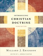 Introducing Christian Doctrine (3rd Edition) Hardback