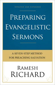Preparing Evangelistic Sermons (& Expanded Edition)