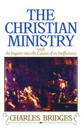 The Christian Ministry Hardback