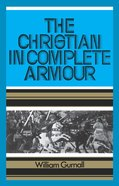 Christian in Complete Armour Original Edition Hardback