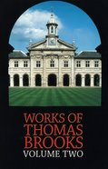 The Works of Thomas Brooks #02 Hardback