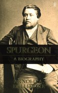 Spurgeon: A New Biography Paperback