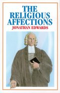 Religious Affections Paperback