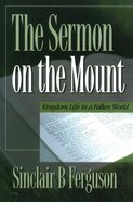 The Sermon on the Mount Paperback