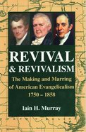Revival and Revivalism Hardback