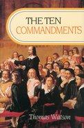 Ten Commandments (Clothbound) Hardback