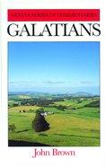 Galatians (Geneva Series Of Commentaries) Hardback