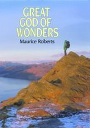 Great God of Wonders Paperback