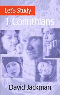 1 Corinthians (Let's Study (Banner Of Truth) Series)