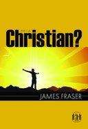 Am I a Christian? (Pocket Puritans Series) Paperback