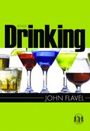 Binge Drinking (Pocket Puritans Series) Paperback