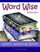 Word Wise #01: God's Amazing Book Booklet
