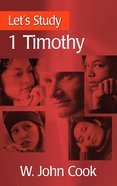 1 Timothy (Let's Study (Banner Of Truth) Series)