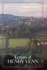Letters of Henry Venn