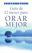 Gua De 12 Meses Para Orar Mejor (Value Book Series) Paperback