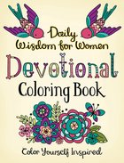 Daily Wisdom For Women (Adult Coloring Books Series)